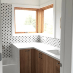 Guest Bath cabinets photo - Kitchens by Design Anchorage