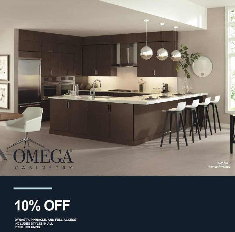 10% off sale at kitchens by design in Anchorage